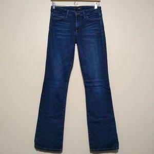 Joe's Jeans curvy boot cut jeans size 28